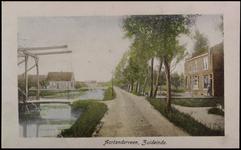 2218 Aarlanderveen, Zuideinde, 1914-1915