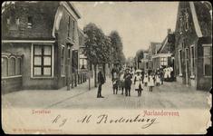 2220 Dorpstraat Aarlanderveen, 1902