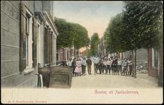 2221 Groeten uit Aarlanderveen, 1902