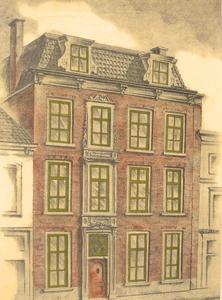 134023 Studiehuis Leiden, Nieuwsteeg 31, 2311 RX Leiden