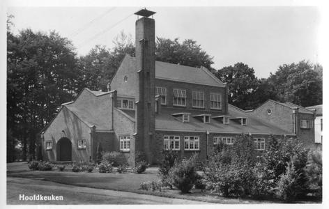 220193 Hoofdkeuken van de St. Joseph Stichting, Apeldoorn