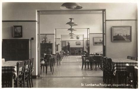 220197 Dagverblijf van het Lambertus Paviljoen bij de St. Joseph Stichting, Apeldoorn
