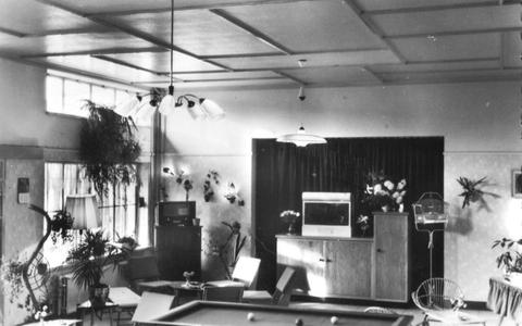 220222 Recreatiezaal voor jongens in Huize Piusoord, Tilburg
