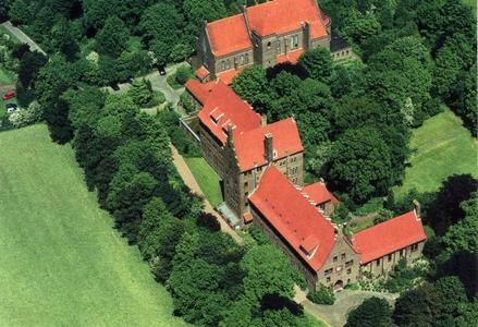 144003 Sint Adelbertabdij, Abdijlaan 26, Egmond-Binnen