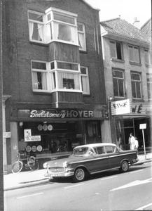 102006 Eerste woonadres van de zusters: het bovenhuis aan de Voorstraat 22 te Utrecht