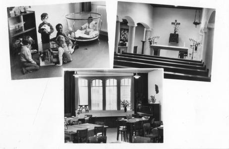 102097 Zusters Augustinessen van St. Monica, communiteit Warmoesstraat te Amsterdam