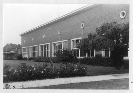 102105 De Maria Goretti school in de Anemoonstraat te Sittard