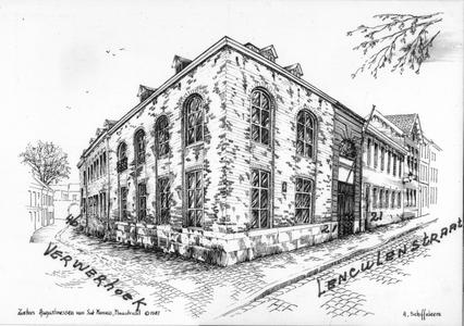 102166 Klooster van de congregatie te Maastricht