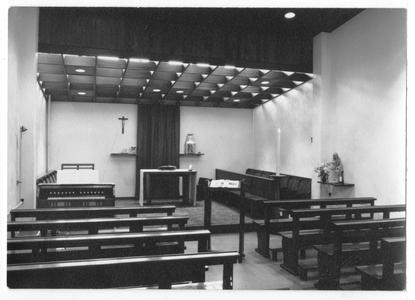 102179 Kloosterkapel Adriaan van Bergenstraat te Utrecht