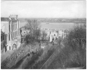 226001 Tuin van klooster Mariënburg te Nijmegen