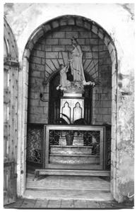 226006 Kapel van O.L.V. van het Vagevuur in klooster Mariënburg te Nijmegen