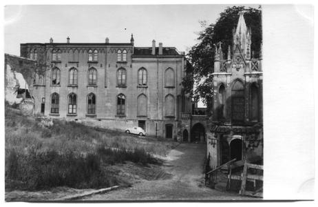 226016 Klooster Mariënburg te Nijmegen vlak voor de sloop