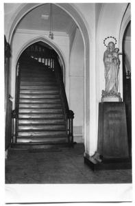 226019 Trappartij in klooster Mariënburg te Nijmegen