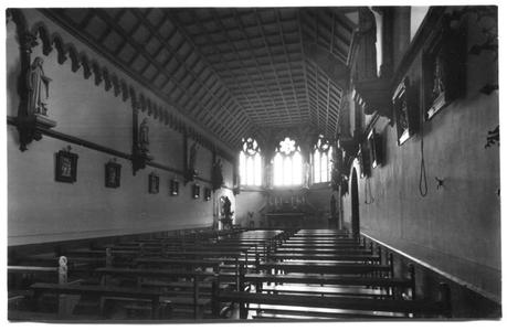 226020 Kapel van klooster Mariënburg te Nijmegen