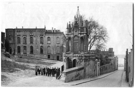 226060 Klooster Mariënburg te Nijmegen vlak voor de sloop
