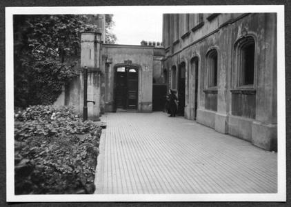 226086 Gevel van het hoofdgebouw van klooster Mariënburg te Nijmegen