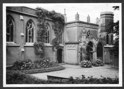 226091 Kapel van klooster Mariënburg te Nijmegen