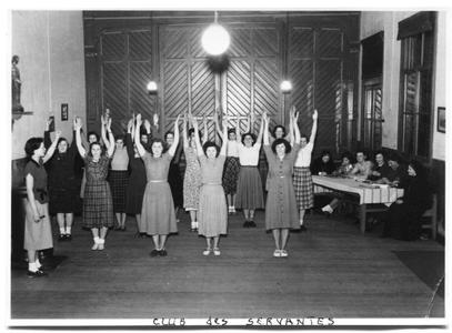 226116 Meisjesclub 'Club des Servantes'