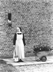 200019 Werkzaamheden in de tuin van de priorij te Heesch