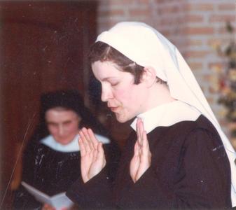 200100 Professie in priorij Fons Vitae te Heesch