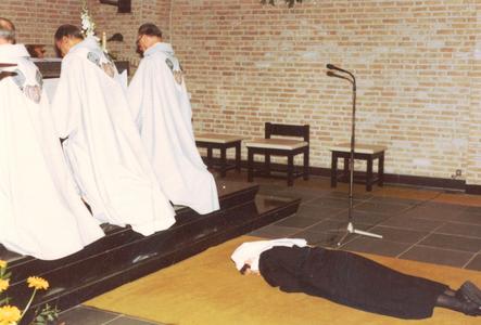 200102 Professie in priorij Fons Vitae te Heesch
