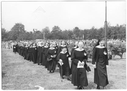 200115 25-jarig jubileumviering van de priorij van de zusters in de gemeente Heesch