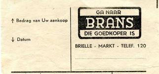 BR_BRANS_004 Brielle, Brans - Brans,Heren- en Jongenskleding, manufacturen, depot: Palthe