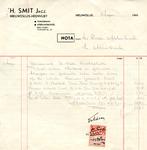 NS_SMIT_003 Nieuwesluis, Smit - H. Smit Jacz. Timmerman. Afbraakhandel, (1941)