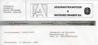 OV_BRABER_001 Oostvoorne, Braber - Assurantiekantoor en Vastgoed Braber B.V. Alle verzekeringen, Hypotheken en ...
