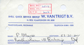 RO_TRIGT_002 Rockanje, van Trigt - Shell Quick Service Bedrijf W. van Trigt B.V., (1974)