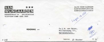 SP_WIJNGAARDEN_001 Spijkenisse, Van Wijngaarden - Van Wijngaarden, alles voor kantoor, kantoormeubelen, ...