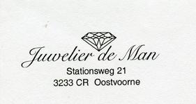 Oostvoorne, De Man - Juwelier De Man