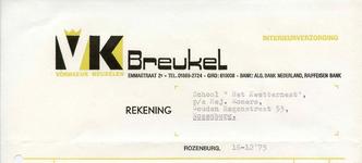 RZ_BREUKEL_003 Rozenburg, Breukel - Interieurverzorging Breukel (Vormkeur meubelen), (1975)