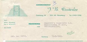 RZ_OOSTERLEE_002 Rozenburg, Oosterlee - J.B. Oosterlee, Aannemersbedrijf, (1983)