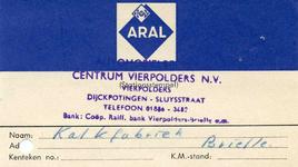 VP_CENTRUM_001 Vierpolders, Centrum - Automobielbedrijf Centrum Vierpolders N.V., (1969)