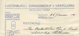 VP_LUGTENBURG_002 Vierpolders, Lugtenburg - Lugtenburg's garagebedrijf. Garage: reparatie-inrichting, herstellen van ...