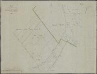 PC_MVG_062A Kaart van een gedeelte van den Polder van Rugge, 1869