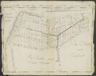 TA_049_002 Kaarte van de polder van de Oude-Goote, 1735.