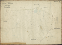 TA_088_003 Gemeente Hekelingen, sectie A, tweede Blad, [ca. 1840].