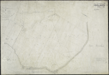 TA_088_006 Gemeente Hekelingen, sectie B, blad 3, 1838.