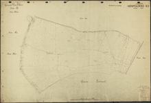 TA_103_013 Gemeente Vierpolders, sectie B3, kopie uit 1878.