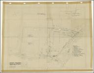 TA_103_016 Gemeente Vierpolders, riolering-en stratenplan, 1948 / 1952.