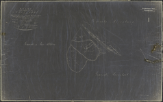 TA_106_002 Kaart van de Gemeente van Zwartewaal, 1810 / 1947.