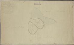 TA_106_004 Kaart van de Gemeente van Zwartewaal, gelegen in de provincie Zuid-Holland, 1819 ( bijgewerkt na 1906).