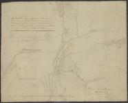 TA_106_005 Situatie van een gedeelte van de Oude Binnenhaven te Zwartewaal waar op de te onteigene grond voor een nieuw ...