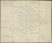 TA_106_008 Kopie van het kadastrale plan Verzamelingsplan van de Gemeente Vierpolders en Zwartewaal, 1877.