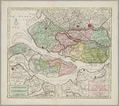 TA_ALG_002 Nieuwe Kaart van het Zuid Westelykste Deel van Holland behelzende de Baljuwschappen Voorne, Putten, 1748.