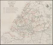 TA_ALG_016 Tertiair Wegenplan 1968 van de provincie Zuid-Holland, oktober 1968.