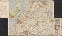 TA_ALG_023 Toeristenkaart Zuid-Holland, 1955.