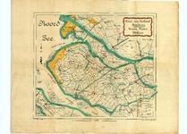 TA_ALG_028 Hoek van Holland en Rozenburg - Voorne, Putten en Welplaat, 1917.